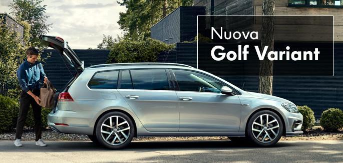 Nuova Golf Variant