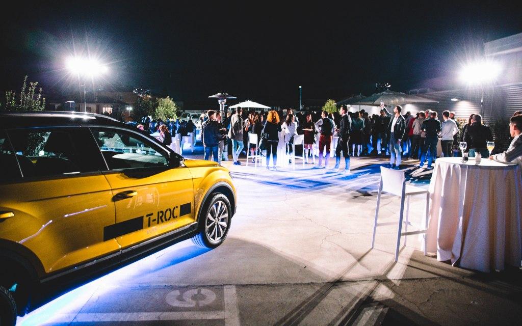 27 settembre 2018 –  In terrazza Mandolini VW l'edizione Your Next>Family 2018