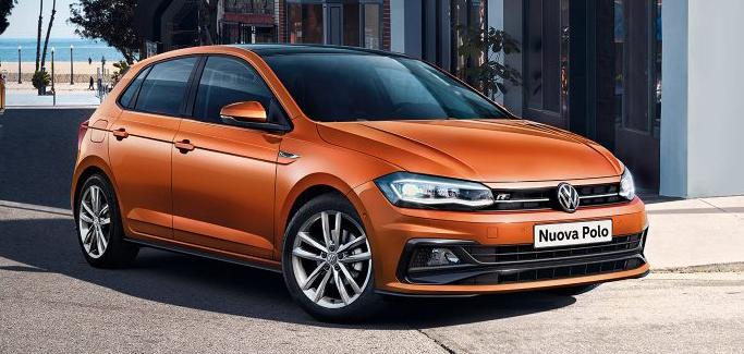 Volkswagen Polo Trendline 1.0 EVO 65 CV da €99 al mese