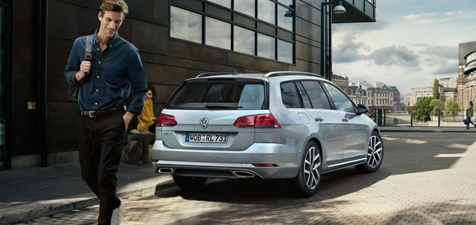 Nuova Golf Variant 1.4 TSI Business.