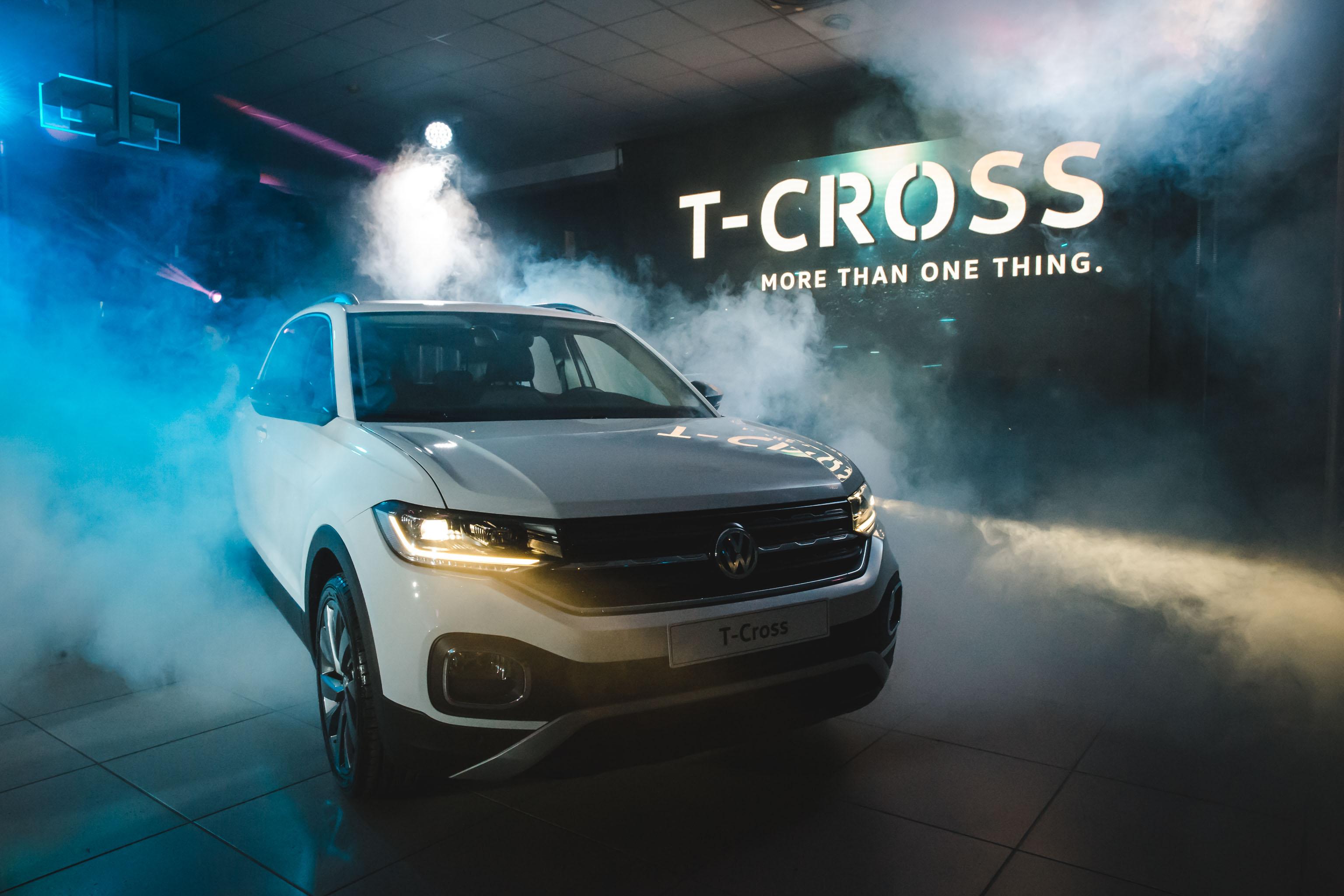 Presentazione Nuova T-Cross