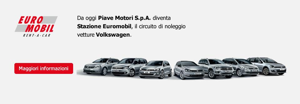 Piave Motori S.p.A. diventa Stazione Euromobil