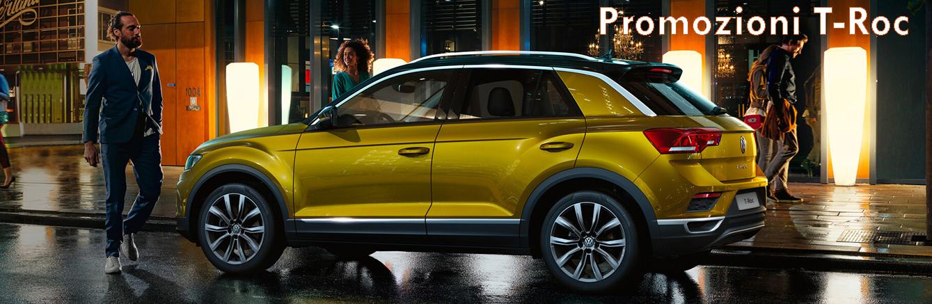 Promozione di settembre Volkswagen T-Roc