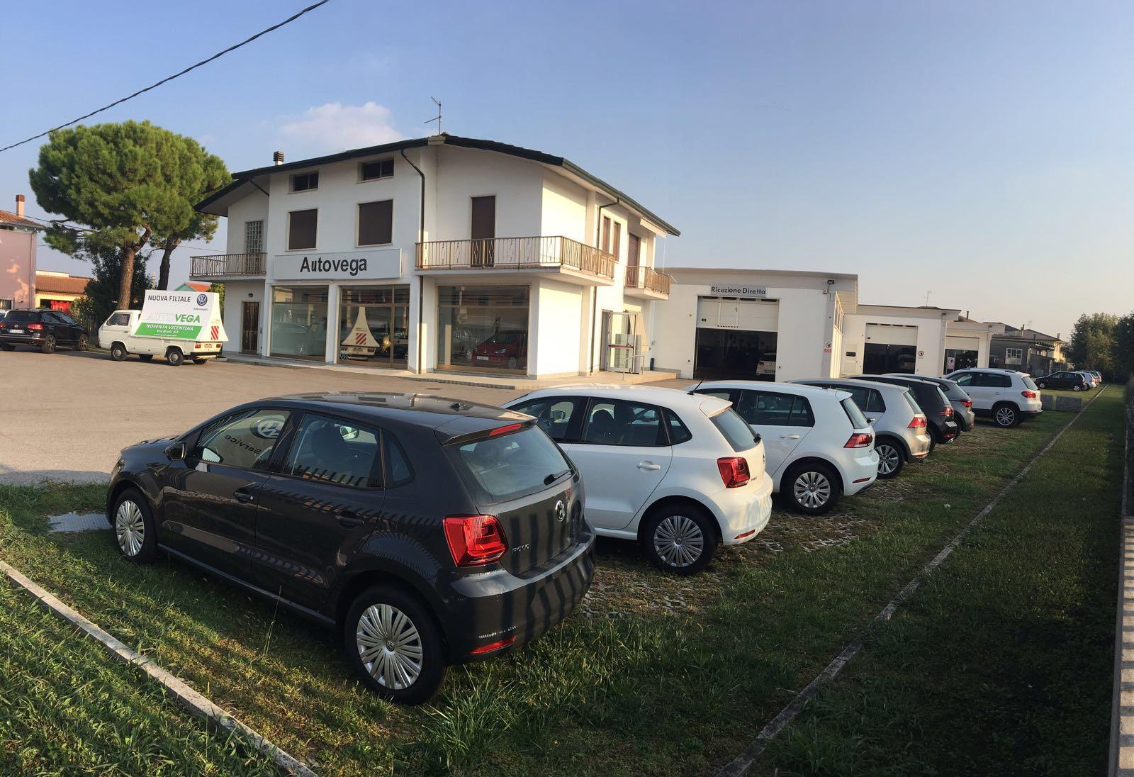 Nuova sede Autovega a Noventa Vicentina