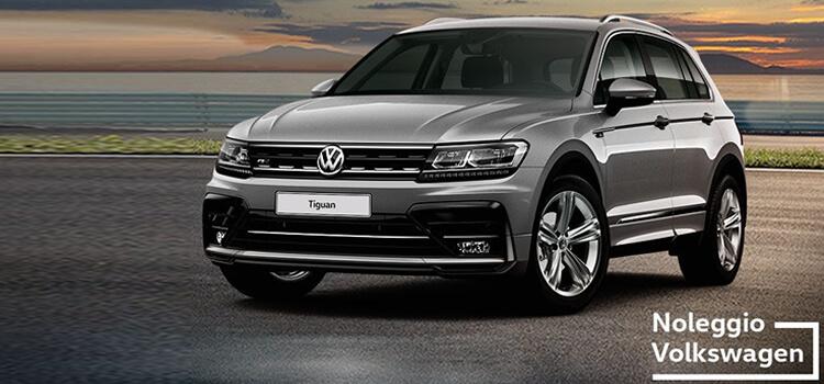 Volkswagen Tiguan! in offerta a Noleggio lungo termine a € 299 al mese con tutto incluso