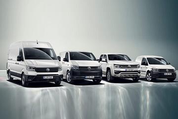 Scopri le promozioni Volkswagen Veicoli Commerciali.