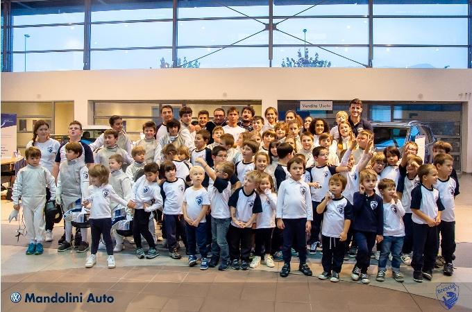 25 ottobre 2015 –  Mandolini Auto presenta la nuova VW Touran