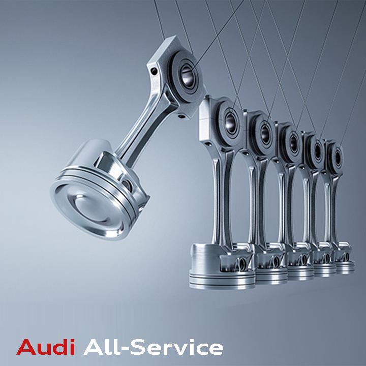 Audi                     All-Service 2020