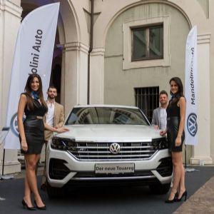 31 maggio 2018 – Toda Joia, anche con la nuova Touareg VW di Mandolini Auto