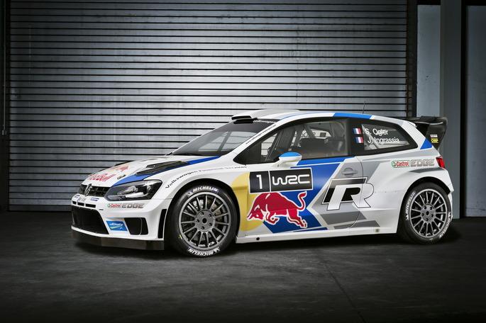 Ogier e la Polo R WRC trionfano al Rally di Monte Carlo