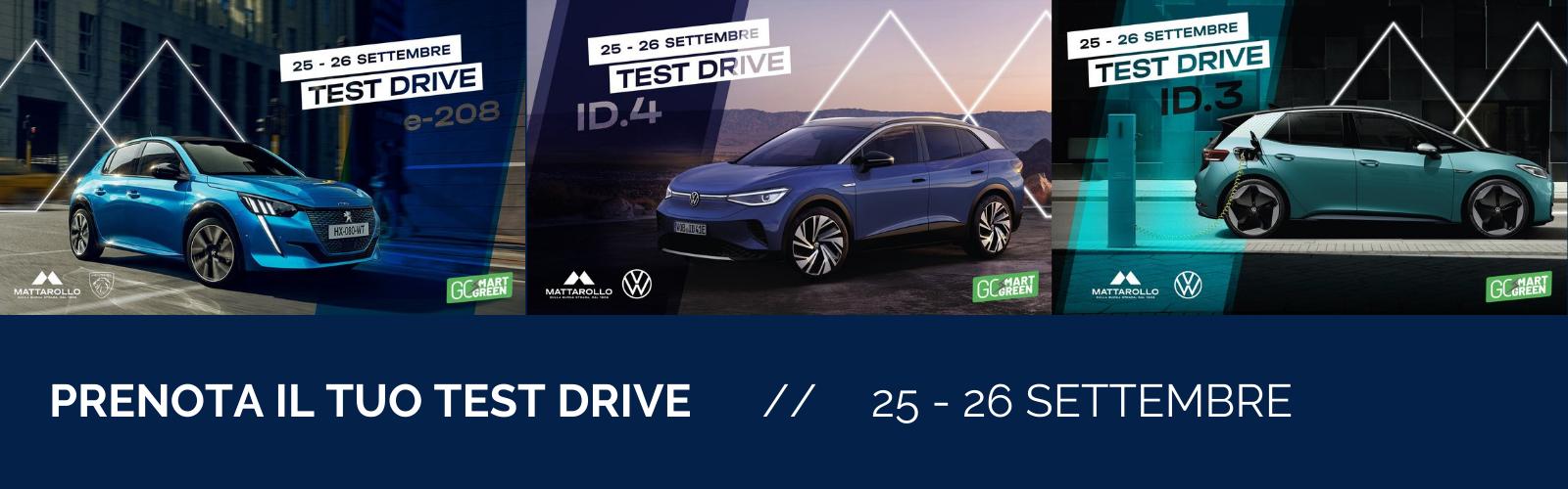 TEST DRIVE - GO SMART GO GREEN