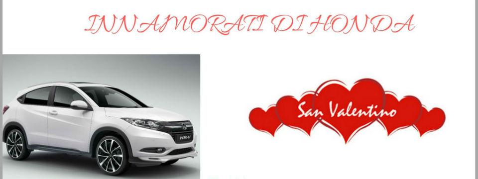 Innamorati di Honda!