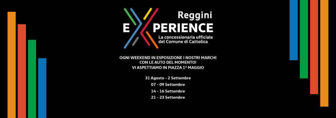 Reggini Experience arriva a Cattolica