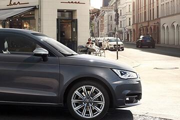 Audi A1 da € 133 al mese. Solo fino a gennaio