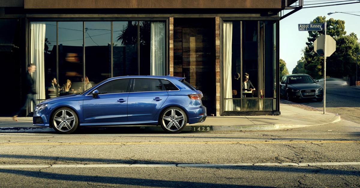 Audi A3 Sportback a € 171