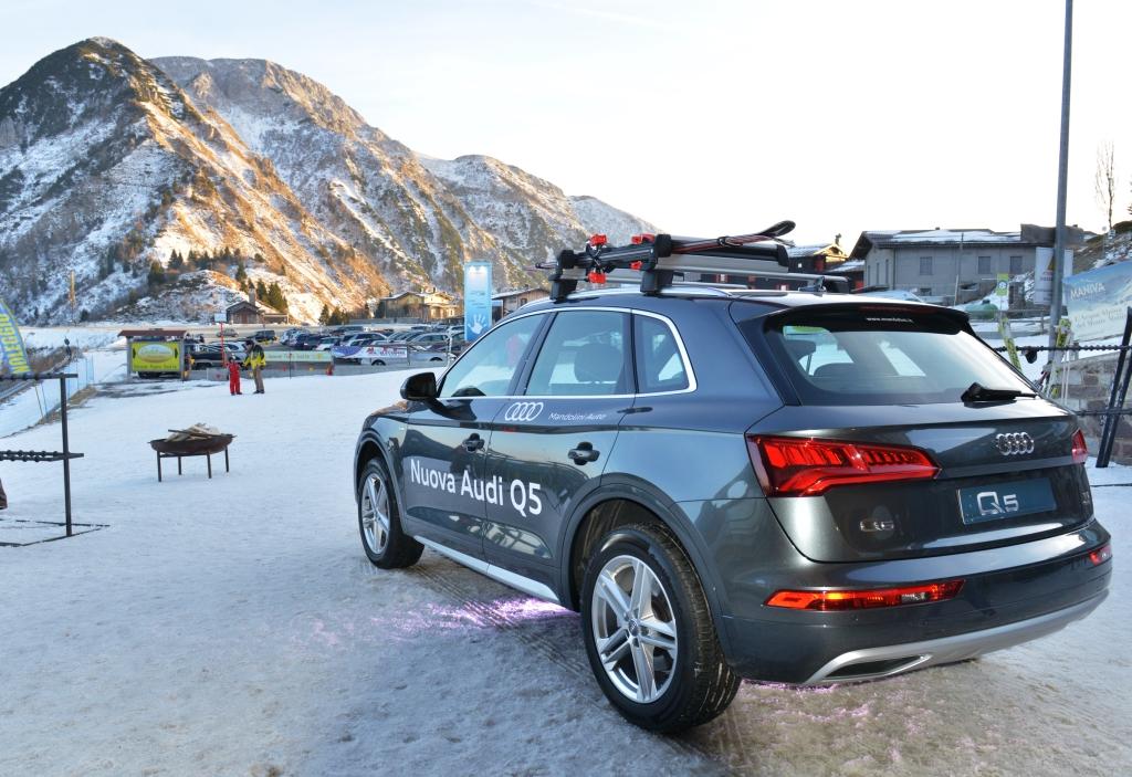 28 \29 gennaio 2017 - Presentata la Nuova Audi Q5 …con un party after ski sulle nevi del Maniva!