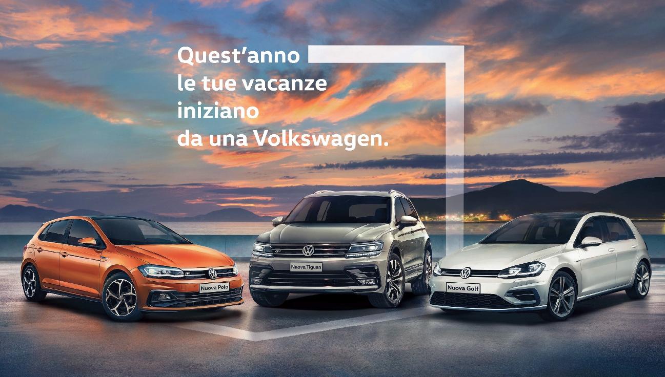 Renditi la vita comoda con il noleggio Volkswagen di Autovega!