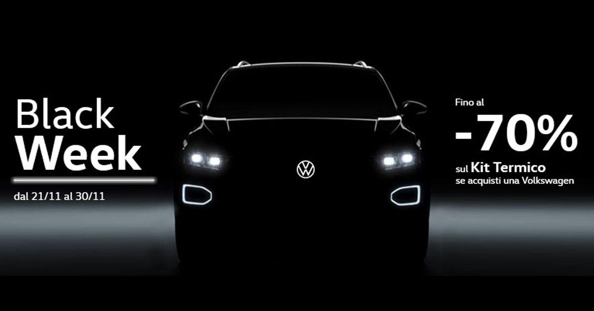 Black Week Volkswagen