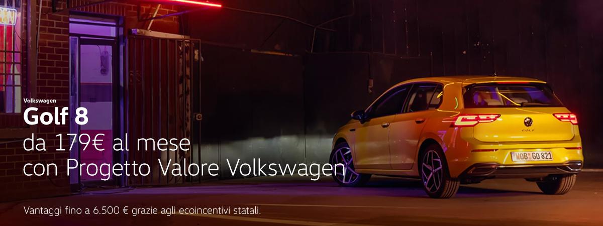 Mandolini VW - Golf 8