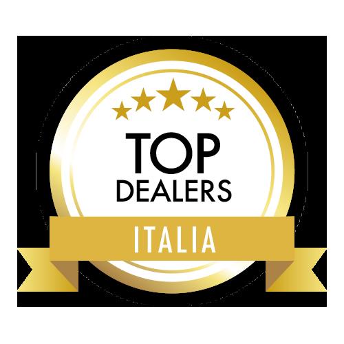 Autovega è Top Dealer Italia