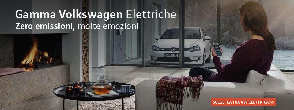 Gamma Volkswagen Elettriche