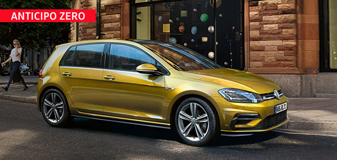 VOLKSWAGEN GOLF 1.6 TDI BUSINESS TUA DA €299 AL MESE