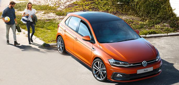 Volkswagen Polo tua da €129 al mese
