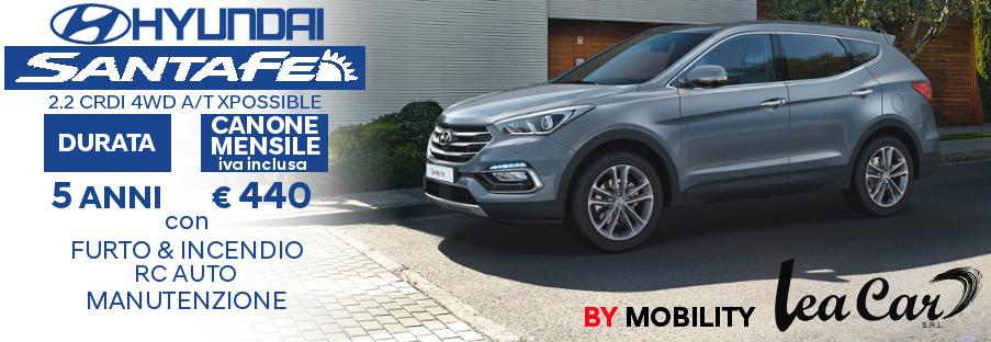 Hyundai SANTA FE All Inclusive