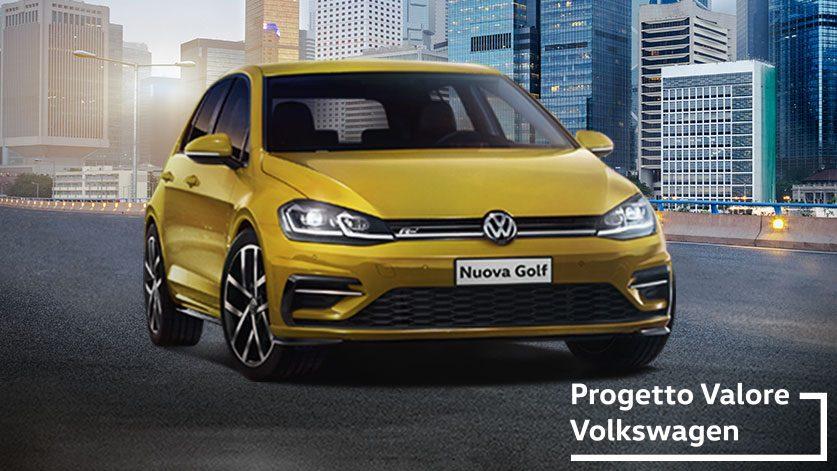 Scegli Progetto Valore Volkswagen di Autovega!