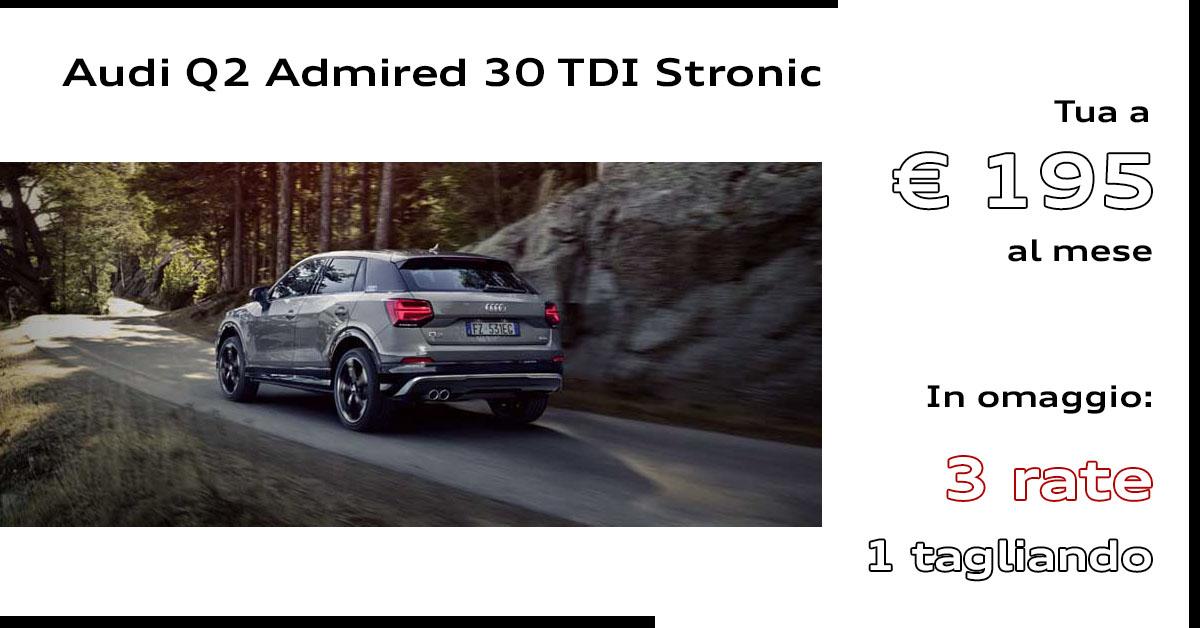 Audi Q2 Admired 30 TDI Stronic