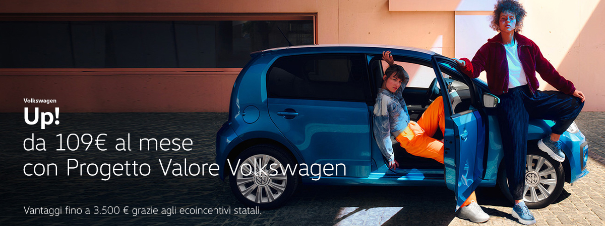 Mandolini VW - Up!