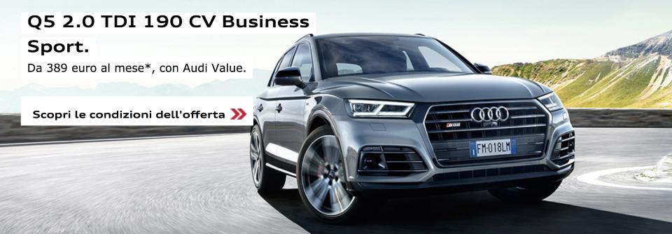 Mandolini - Audi Q5 2.0 TDI Business Sport