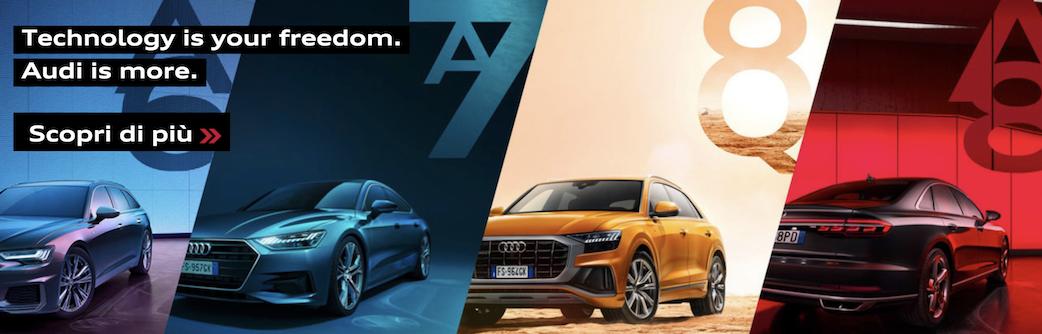 Mandolini Audi is more