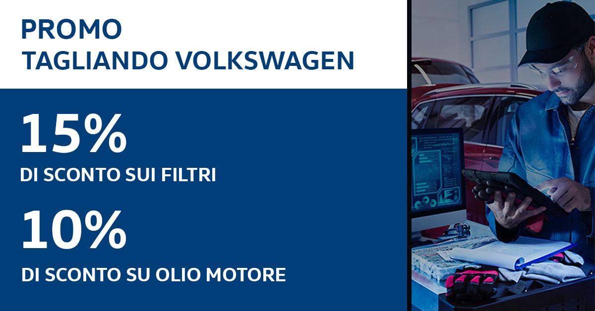 Promo Tagliando Volkswagen
