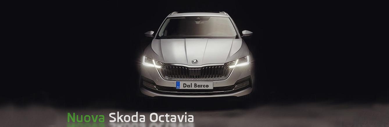 Nuova Skoda Octavia