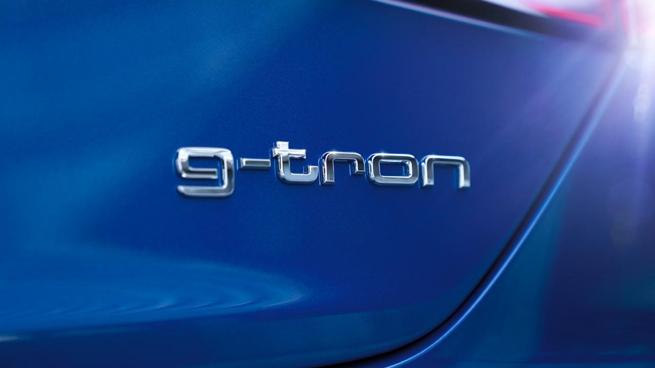 Audi g-tron - Tutti i modelli della Gamma!