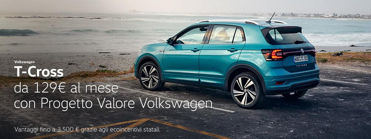 Mandolini VW - T-Cross