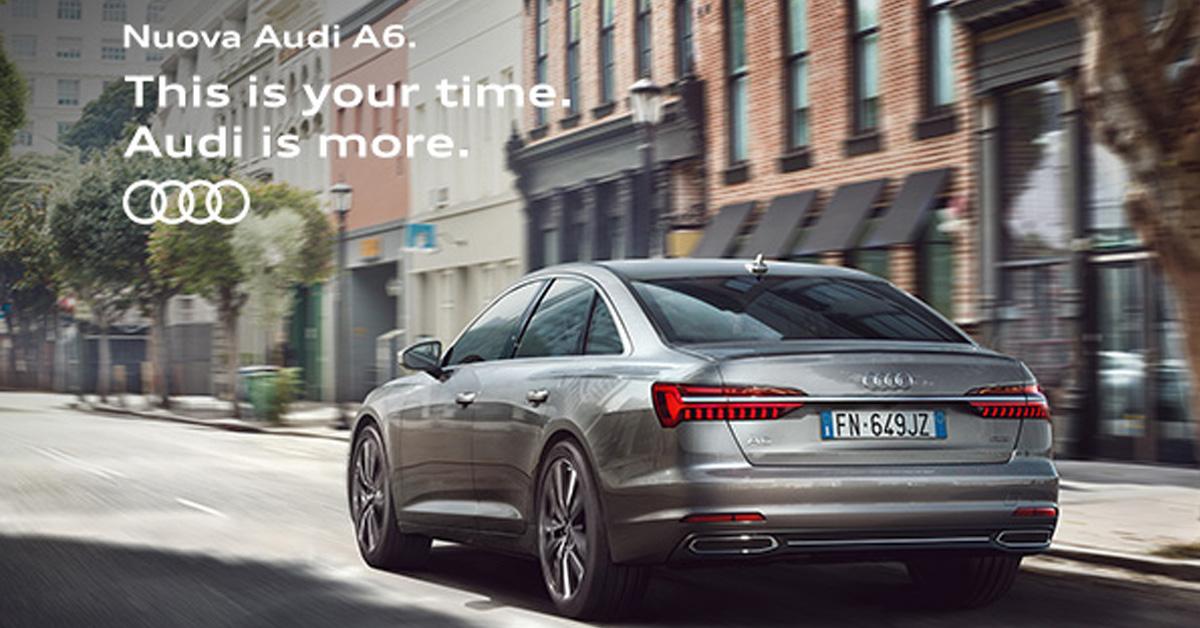 Noleggio a lungo termine Audi A6 Avant