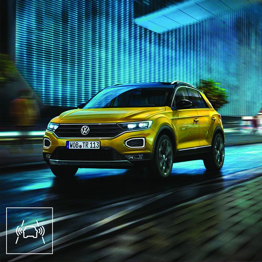 Doppio porte aperte Volkswagen in Autovega
