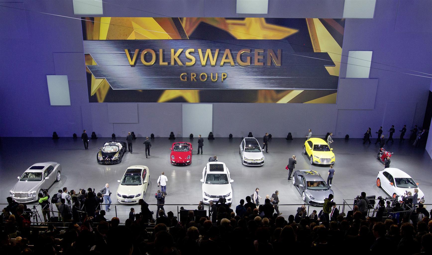 Il Gruppo Volkswagen promuove l'elettromobilità in Cina