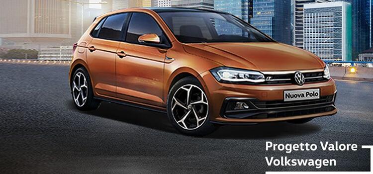 Volkswagen Polo! in offerta da € 129 al mese con progetto valore volkswagen.