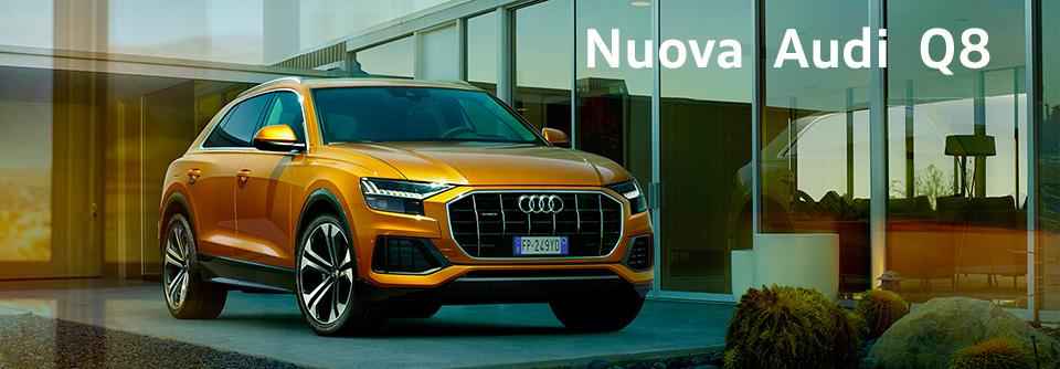 Nuova Audi Q8