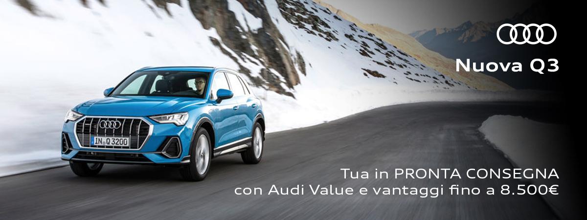 Mandolini Audi - Nuova Q3