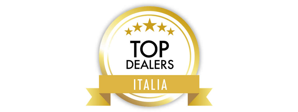 Autovega è Top Dealer Italia