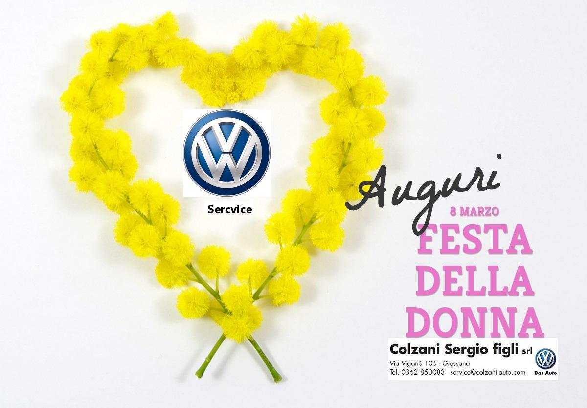 Festa della donna in casa Volkswagen.