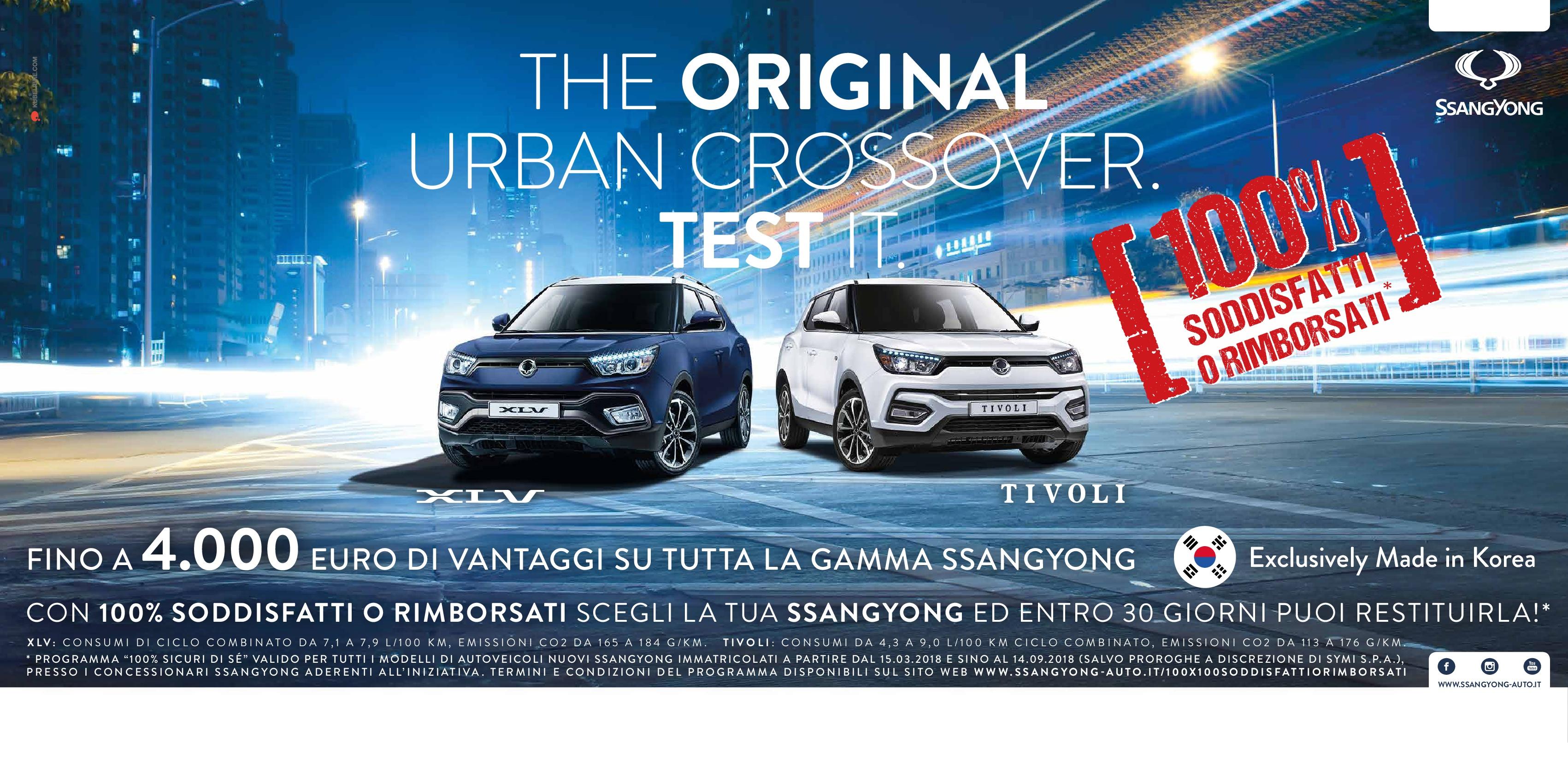 Urban Crossover!