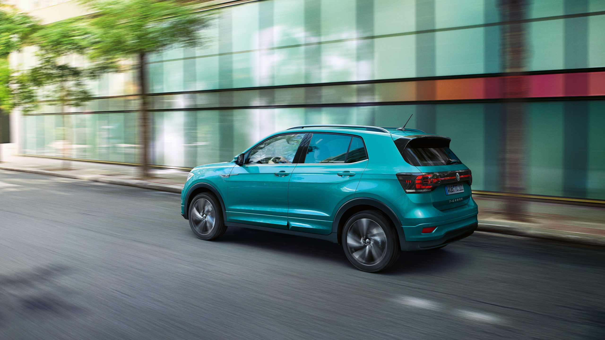Volkswagen T-Cross. More than one thing.