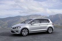 Salone di Francoforte 2013: anteprima mondiale del prototipo Golf Sportsvan
