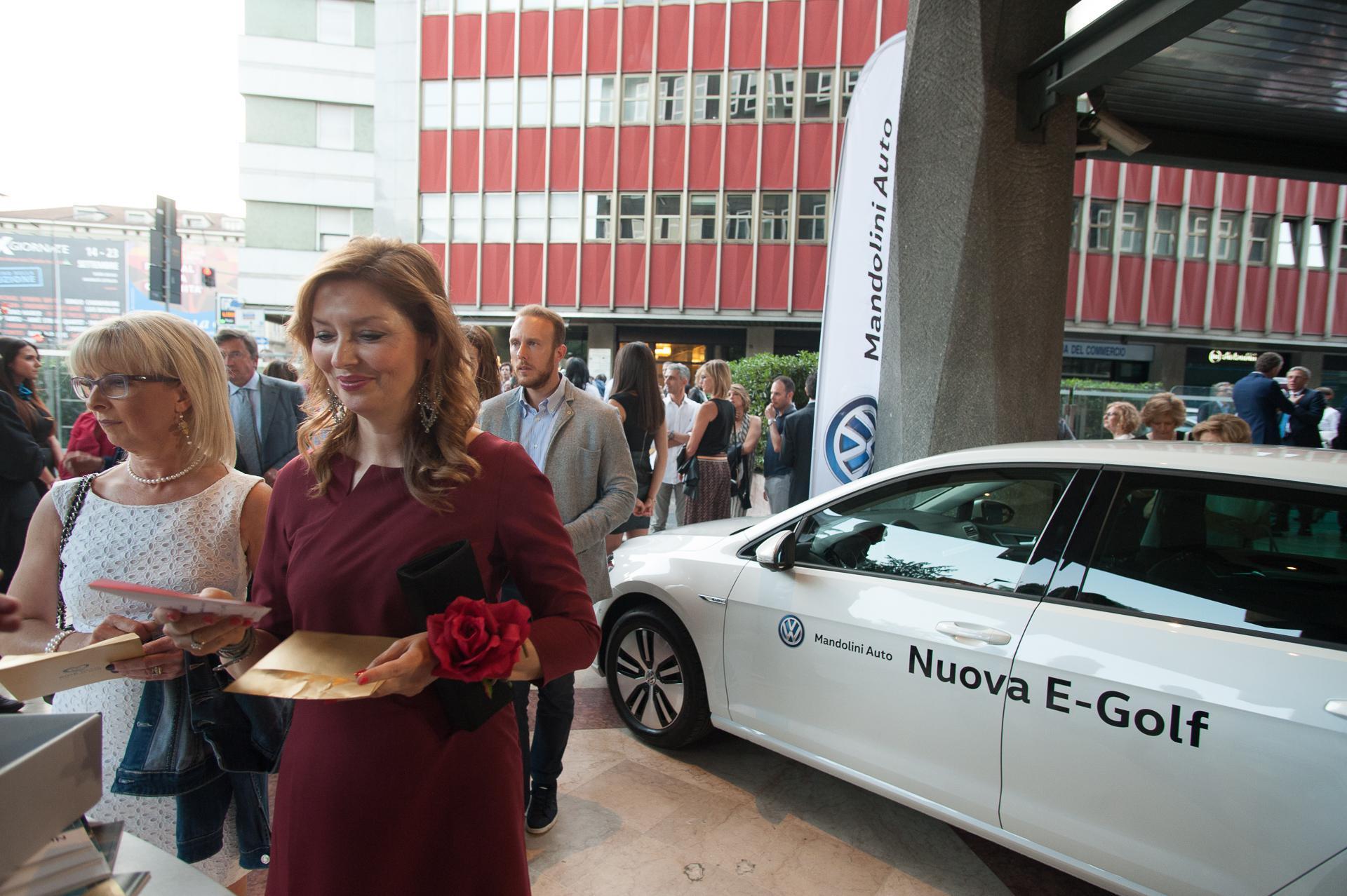 """8 giugno 2017 – Mandolini Auto VW tra i maggiori sostenitori di """"Ride bene chi fa del bene""""."""
