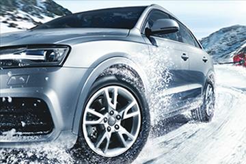 Ruote invernali Audi scontate fino al 40%